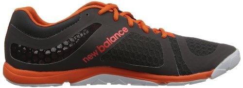 888098174649 - New Balance Men's MX20GW3 Minimus Cross-Training Shoe,Grey/Orange,8 2E US carousel main 5