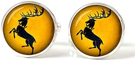 Gemelos Magglass Juego de tronos Casa Baratheon: Amazon.es: Ropa y accesorios