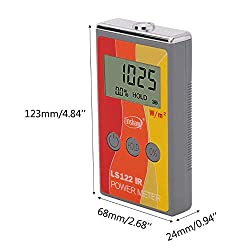 YFYIQI IR Power Meter Infrared Power Meter Rejection Value Energy Tester with IR Rejection Heat Insulation Rate 1000 to 1700nm
