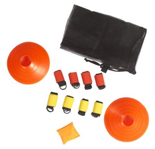 Spalding Flag Football Kit (8-Pack)