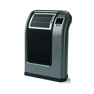 Lasko 5840 Cyclonic Room Heater with Remote Control