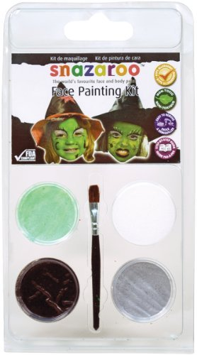 Snazaroo Face Paint Witch Mini Kit]()