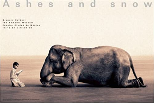 Ashes And Snow Mexico Boy Reading To Elephant Poster Descargar Epub Gratis
