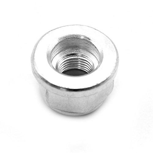 LH Thread Blade Nut for STIHL FS55 FS66 FS74 FS76 FS80 FS81 FS85 FS86 FS87 FS88 FS90 FS100 FS110 FS120 FS130 FS250 ()