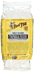 Amazon.com : Bob's Red Mill Tapioca Flour - 20 oz - 2 pk