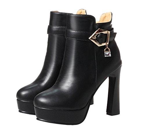 Sort Aiyoumei Boot Aiyoumei Klassisk Boot Boot Klassisk Sort Klassisk Sort Aiyoumei RqHPwdg