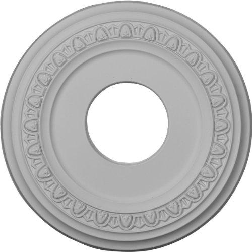 Ekena Millwork CM12JA Ceiling Medallion, Primed ()