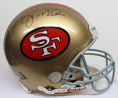 Joe Montana Signed Full Size Riddell Proline Helmet Autographed 49ers JSA Z77327