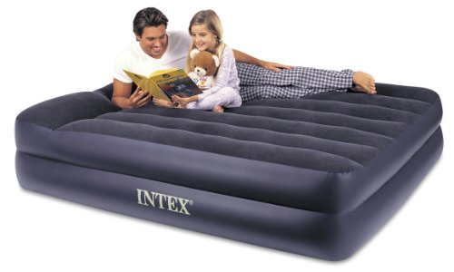 Intex Pillow Raised Airbed Electric product image