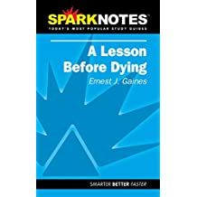Spark Notes A Lesson Before Dying