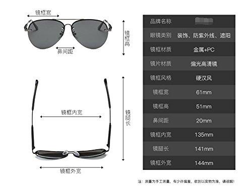 de vintage Cadre style soleil en métallique Lennon inspirées du lunettes Noir polarisées retro rond cercle Rx0qOd5Bw