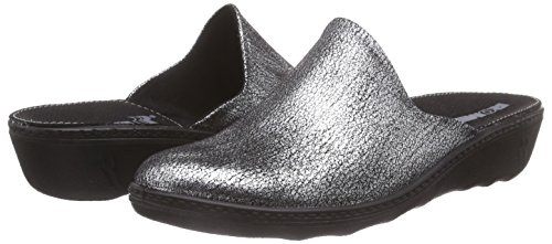 Romilastic Mules 395 Romika silver Femme Argent p7daEEwx