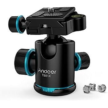"Kaavie IS-T 1//4/""-3//8/"" Screw Converter Adapter for Camera Tripod Monopod"
