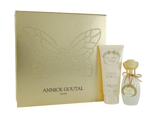 Annick Goutal - Un Matin DOrage Coffret: Eau De Toilette Spray 50ml/1.7oz + Body Cream 100ml/3.4oz ()