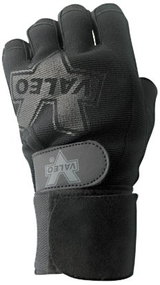 Valeo Performance Wrist Wrap Lifting Gloves-Small