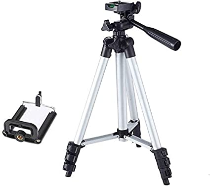 cf7395dce CrazyInk Tripod-3110 Portable Adjustable Aluminum Lightweight Camera Stand  with Three-Dimensional Head