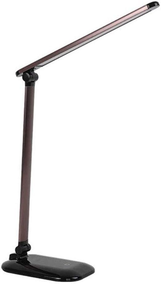 Lámpara de Mesa LED, 3 Modos de iluminación Protección de los Ojos ...