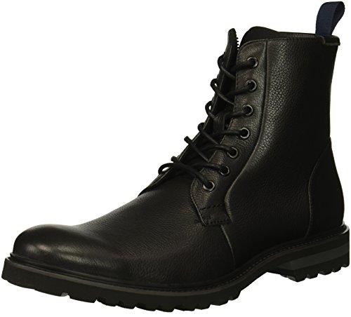 Kenneth Cole REACTION Men's JACE Fashion Boot, Black, 10.5 M US