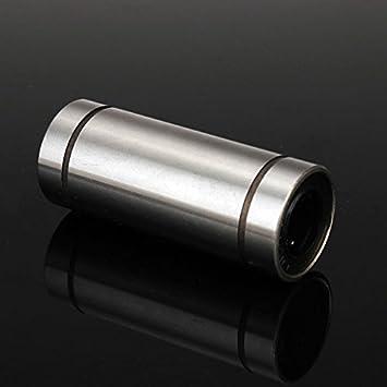 Calli Lm20luu 20x32x80mm rodamiento de bolas lineares largas bush buje rodamiento de movimiento CNC: Amazon.es: Electrónica
