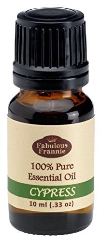 Cypress 100  Pure  Undiluted Essential Oil Therapeutic Grade   10 Ml  Great For Aromatherapy