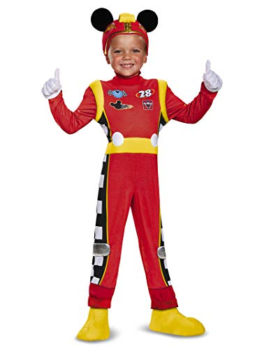 Evil Mickey Mouse Costumes - Disney Mickey Mouse Roadster Racer Deluxe