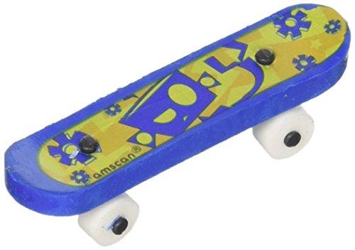 Skateboard Eraser | Party Favor