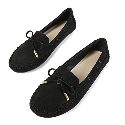 Black Pantofole SmilunWbfj003 Pantofole Donna SmilunWbfj003 Black Pantofole SmilunWbfj003 Donna q4cUw7A6A