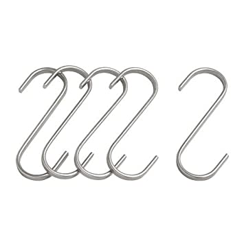 Ikea Grundtal S Haken Aus Edelstahl 7cm 5 Stück Amazonde