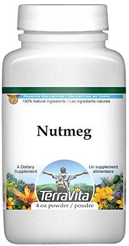 Nutmeg Powder (4 oz, ZIN: 521999)