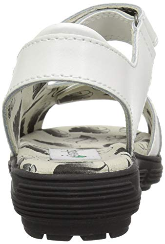Pictures of Golfstream Women's Two Strap Sandal Sport G2083 White 2 9 M US 8