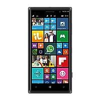Nokia Lumia 830 GSM Smartphone, Black – AT&T – No Warranty (Renewed)