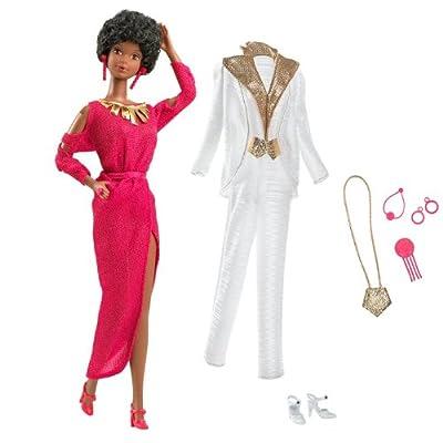 Barbie My Favorite Black Barbie Doll: Toys & Games
