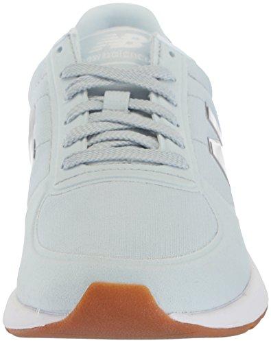 Nieuw Evenwicht Vrouwen 215 Sport V1 Sneaker Licht Porcelian Blauw / Slate Metallic