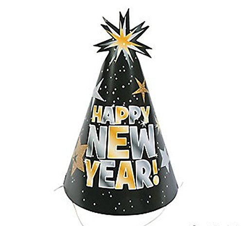 New Year Hats - New Year's Eve Hats - Party