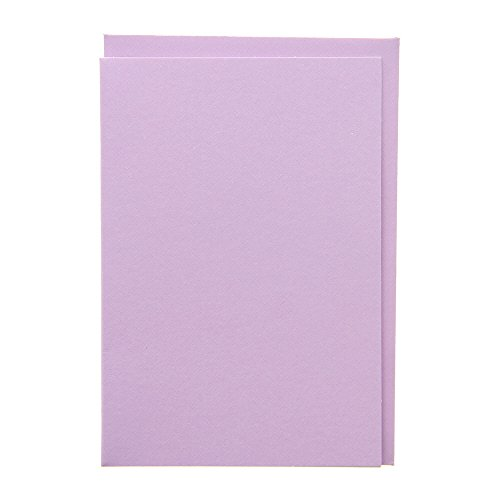 American Crafts Ms. Sparkles & Co. Paperie Cards and Tags Set - Stationery, Arts and Crafts Material - Lilac by American Crafts