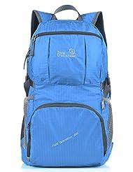 Outlander Big Packable Handy Lightweight Travel Backpack Daypack-Blue