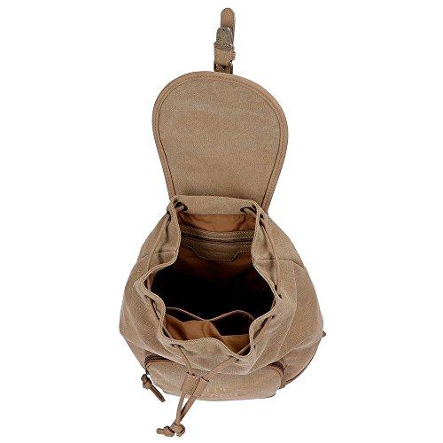 14 liters Lana 38 cm Daypack Casual Beige Beige 31 ZnIW1PIqr