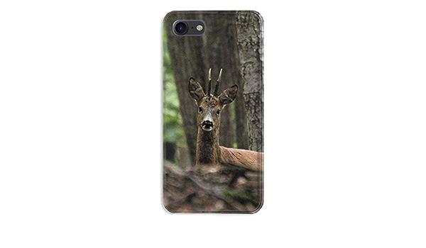 Coque iPhone 7 Chasse Pêche – chevreuil Bois N: Amazon.ca ...