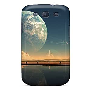 Defender Cases For Galaxy S3, 3d View Pattern