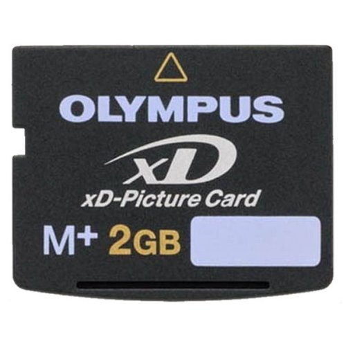 Olympus XD-Picture Card Type M XD Card