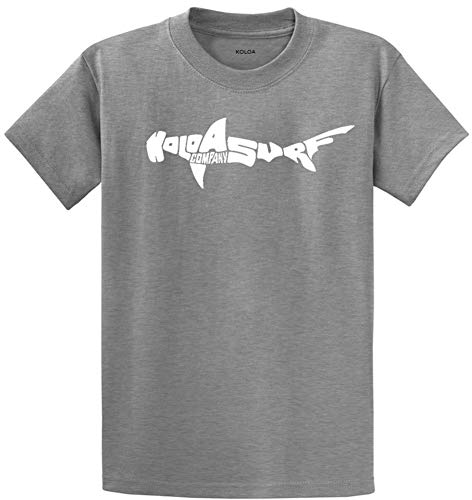 Koloa Hammerhead Shark T-Shirts in Size Youth Small,AthleticHeath