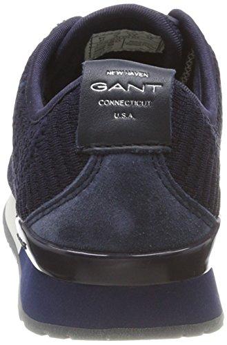 Linda marine Sneaker Blu Gant Donna RxdqIR7
