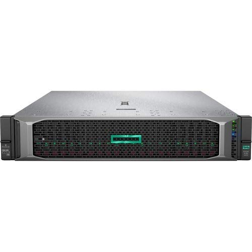 B21 Server Drives - HPE ProLiant DL385 G10 2U Rack Server - 1 x EPYC 7301 - 32 GB RAM HDD SSD - 12Gb/s SAS Controller - 2 Processor Support - 16 MB Graphic Card - Gigabit Ethernet - Yes - 1 x 800 W