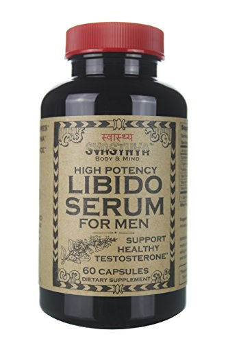 High Potency Libido Serum for Men, All Natural Sexual Enhancement, Improve Performance, Boost Energy, Support Testosterone (Male Libido Boosters)