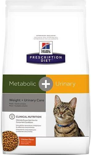 Hill s Prescription Diet Metabolic Urinary Chicken Flavor Dry Cat Food 6.35 lb