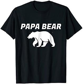 ⭐️⭐️⭐️ Mens Papa Bear  Need Funny Tee Shirt Need Funny Short/Long Sleeve Shirt/Hoodie
