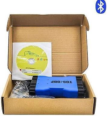 RiSheng Azul Doble PCB tcs Pro cdp 150 tcs cdp 2015R3 2016 keygen versión Bluetooth Multi-Idioma OBDII Herramienta de camión automático