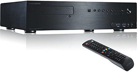 MS-Tech MC-1200 Rev. E HTPC Negro 350 W - Caja de Ordenador (HTPC, PC, Aluminio, Negro, Micro ATX,Mini-ATX, 350 W): Amazon.es: Informática