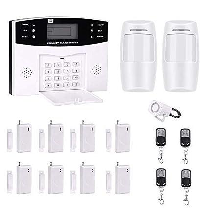 AG-Security - Sistema de seguridad para el hogar con mando a ...