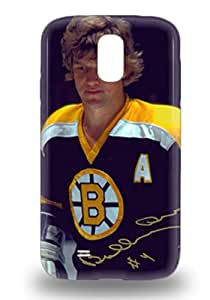 NHL Boston Bruins Bobby Orr #4 Feeling Galaxy S4 On Your Style Birthday Gift Cover 3D PC Case ( Custom Picture iPhone 6, iPhone 6 PLUS, iPhone 5, iPhone 5S, iPhone 5C, iPhone 4, iPhone 4S,Galaxy S6,Galaxy S5,Galaxy S4,Galaxy S3,Note 3,iPad Mini-Mini 2,iPad Air )